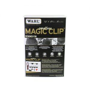 Wahl cordless magic clip B back