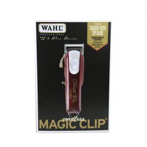 Wahl cordless magic clip B front