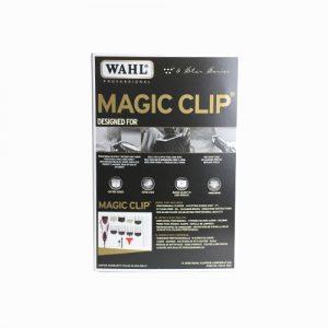 wahl magic clip corded 8451 B back