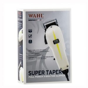 wahl super taper box