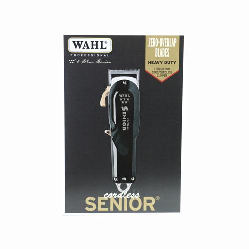 Wahl cordless senior 8504 B