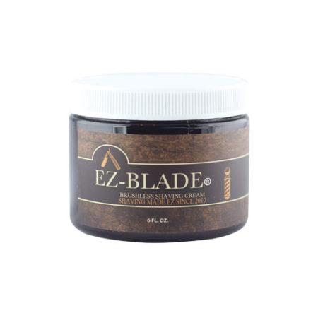 EZ Blade Brushless Shaving Cream 6 Oz 450x450 1