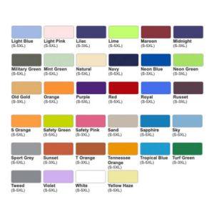 b vs e color chart 2 450x450 1