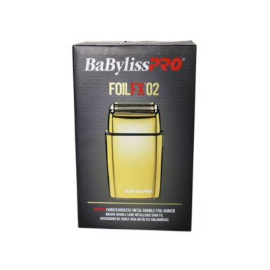 Babyliss pro foil fx02 gold B 387x387 1