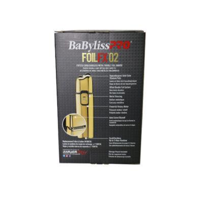 Babyliss pro foil fx02 gold B BACK 387x387 2