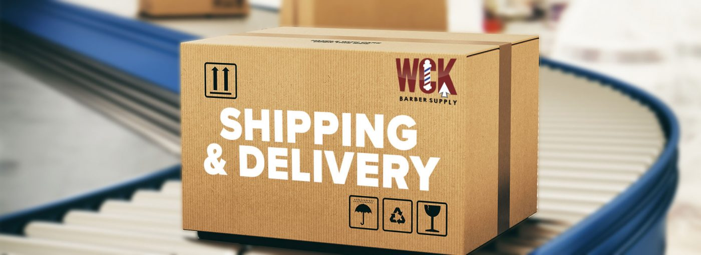 Shipping edited