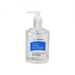 Swan Hand Sanitizer front 1