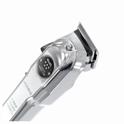 wahl 8509 magic clip metal edit. O up close