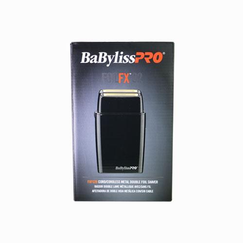 Babyliss BLK FX02 shaver B