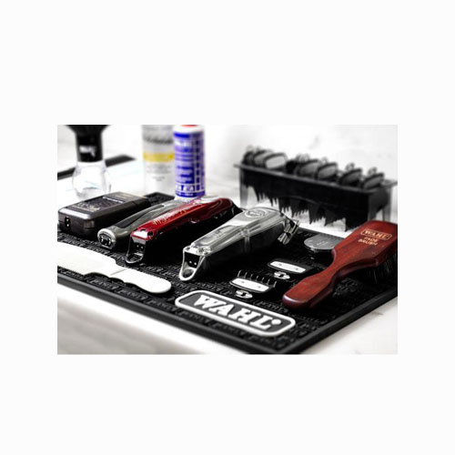 Wahl rubber tool mat counter display