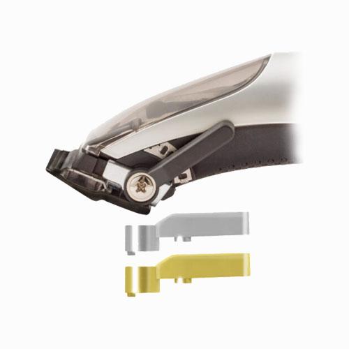 Gamma X ergo clipper O up close